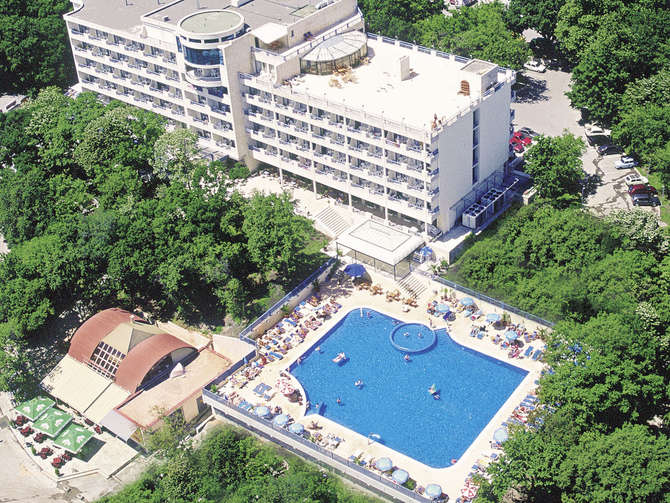 Hotel Sofia Golden Sands