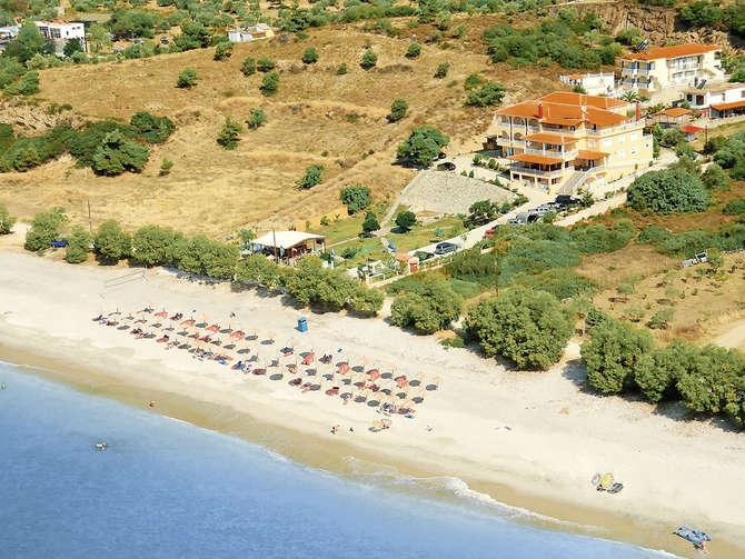 Grand Beach Hotel Limenária