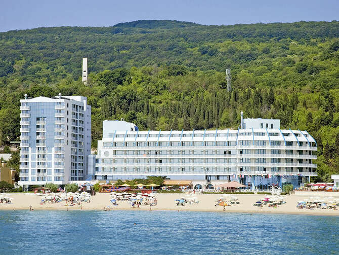 Hotel Berlin Golden Beach Golden Sands