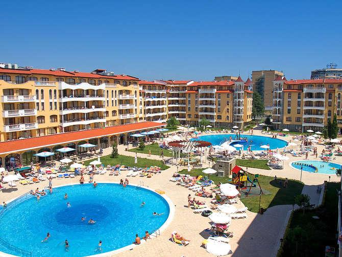 Aparthotel Royal Sun Sunny Beach
