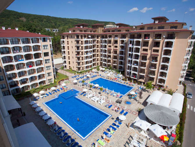Aparthotel Bendita Mare Golden Sands