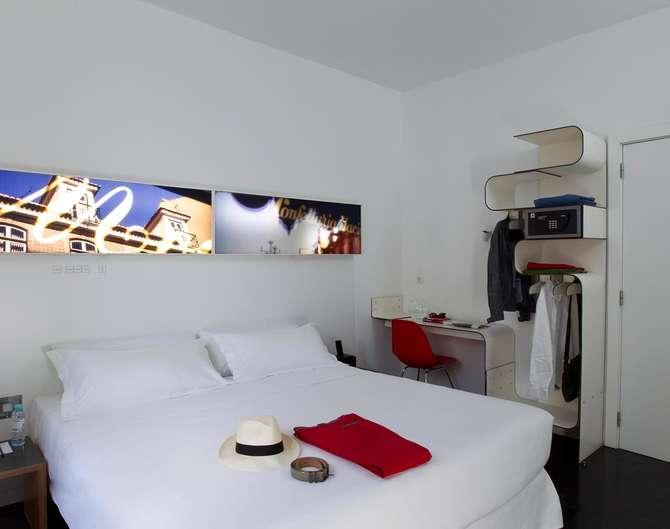 Hotel Gat Rossio Lissabon