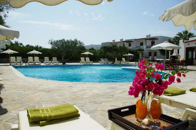 Astron Hotel Karpathos-Stad