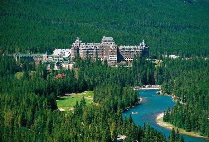 Fairmont Banff Springs Hotel Banff