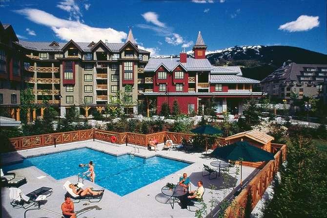 Delta Whistler Village Suites Whistler