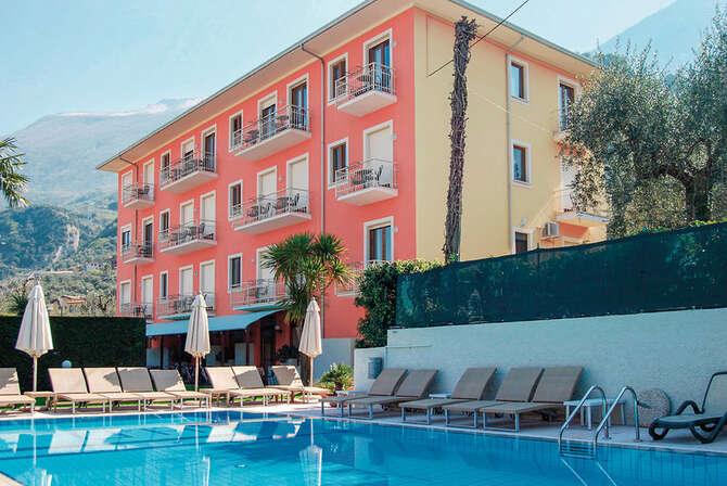 Hotel Garni Diana Malcesine