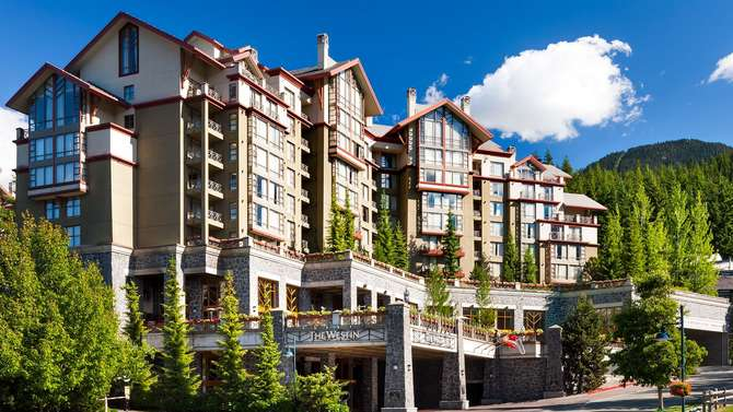 The Westin Resort & Spa Whistler Whistler