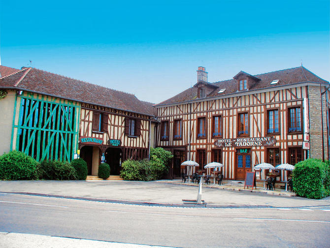 Hotel Le Tadorne Piney