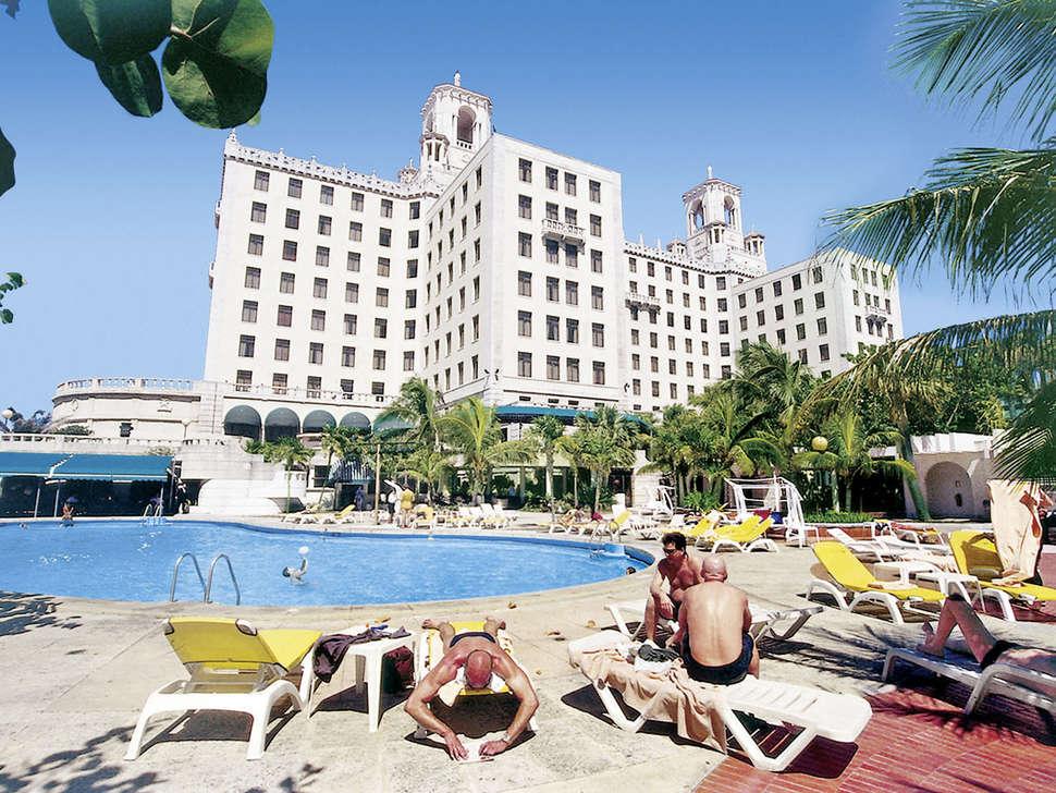 Hotel Nacional de Cuba, 8 dagen