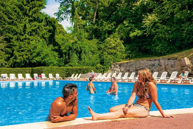 Camping Parc Des Roches Rambouillet