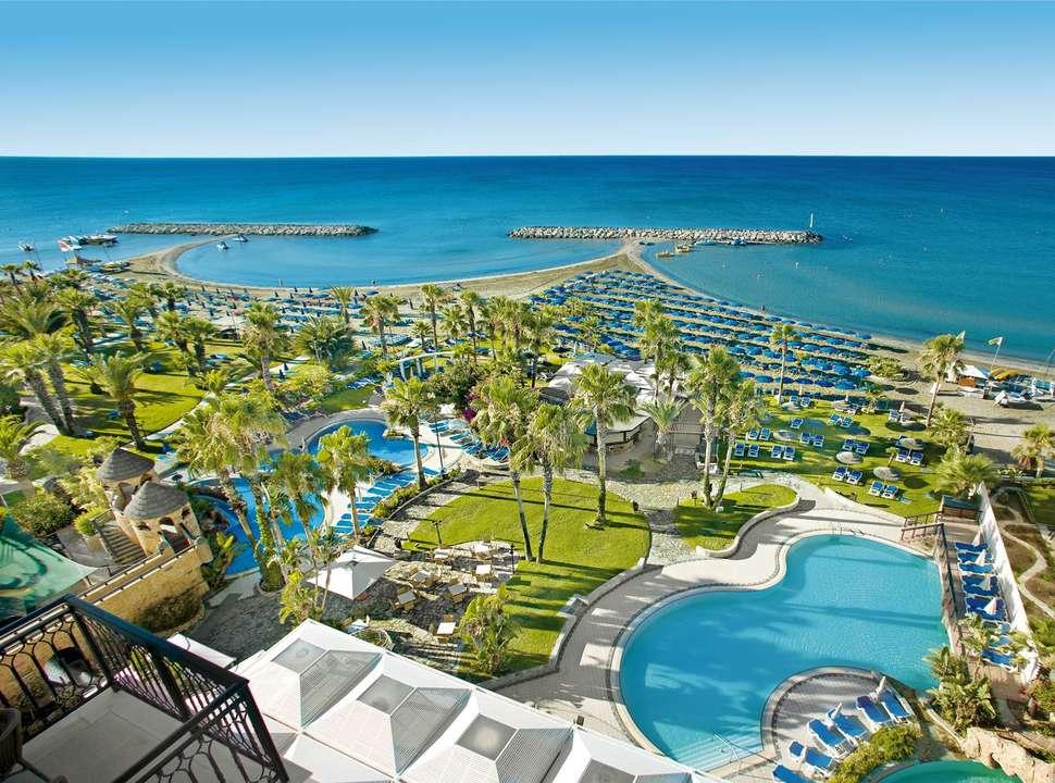 Super zonvakantie Cyprus 🏝️Hotel Lordos Beach