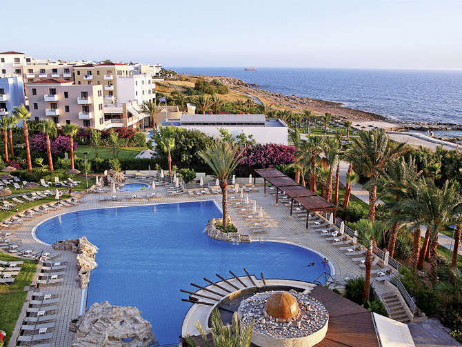 St. George Hotel Spa & Beach Resort Paphos