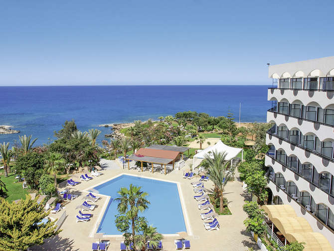 Crystal Springs Beach Hotel Protaras