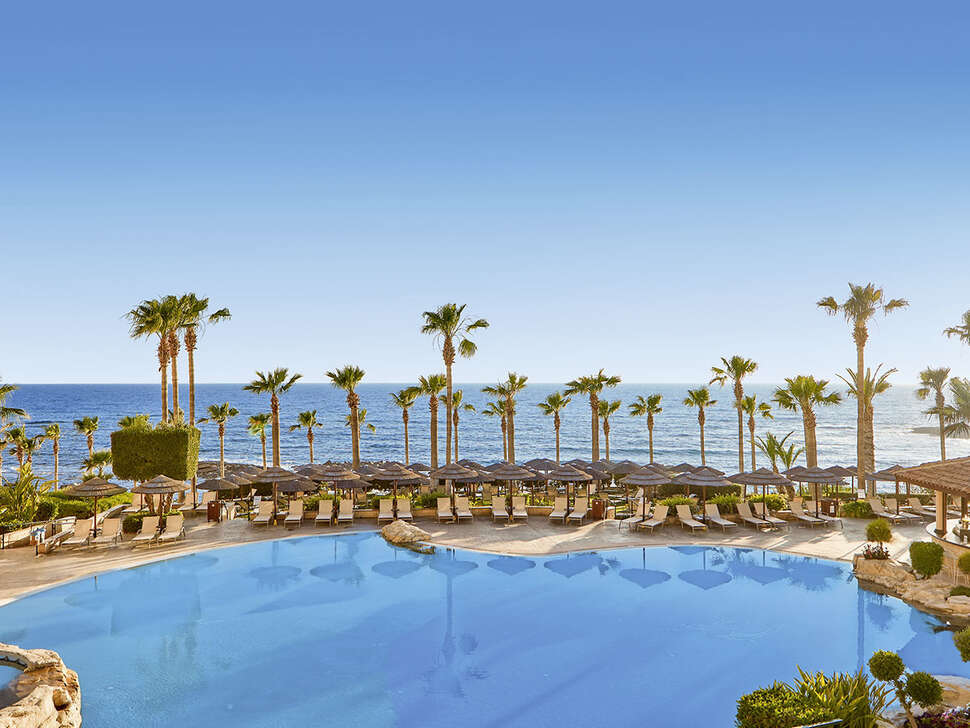 Last minute vakantie Cyprus 🏝️Atlantica Golden Beach Hotel
