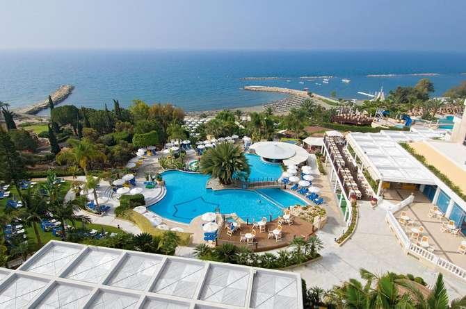 Mediterranean Beach Hotel Limassol