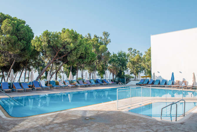 Park Beach Hotel Limassol