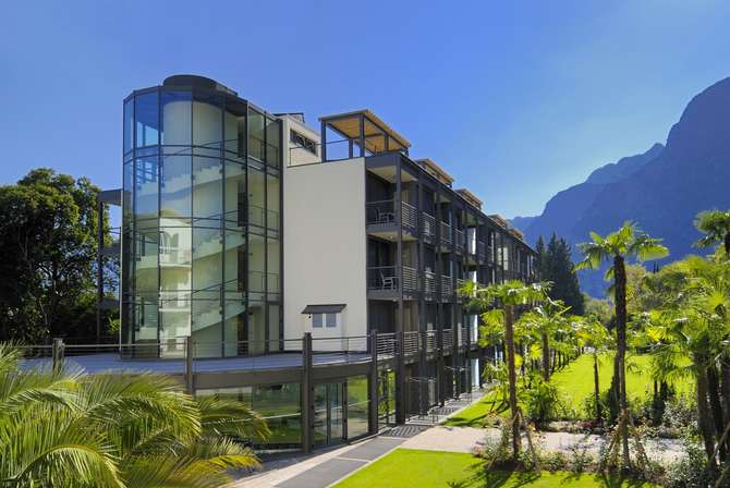 Hotel Du Lac et Du Parc Riva del Garda