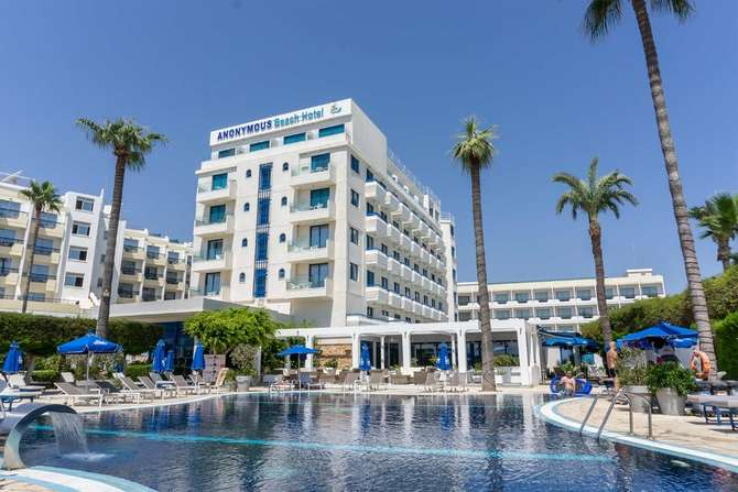 Anonymous Beach Hotel Ayia Napa