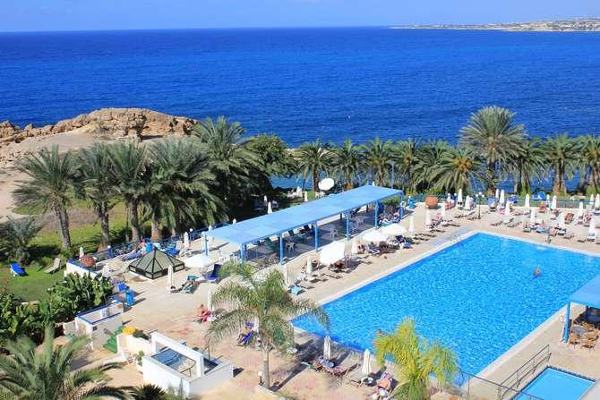 Hotel Queens Bay Paphos