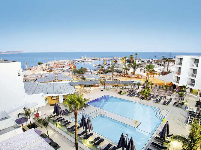 Limanaki Beach Hotel Ayia Napa