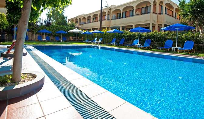 Hotel Olympia Rethymnon