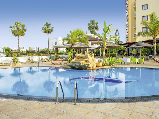 Hotel Stamatia Ayia Napa