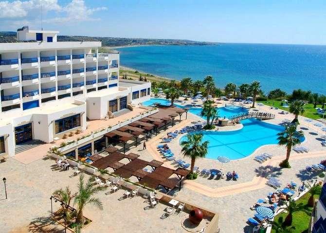 Hotel Ascos Coral Beach Coral Bay