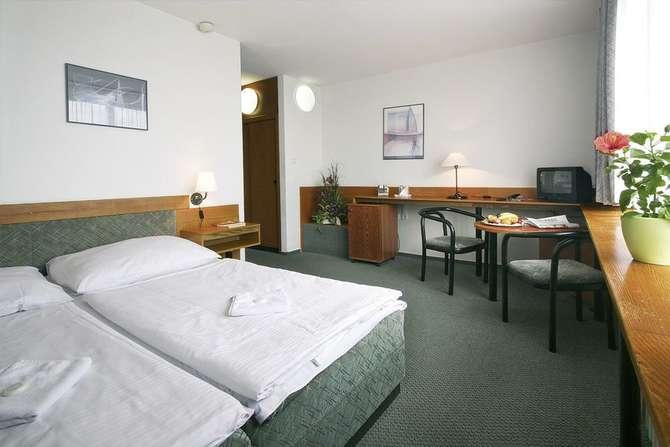 Comfort Hotel Prague City East Praag
