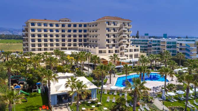 Aquamare Beach Hotel & Spa Paphos