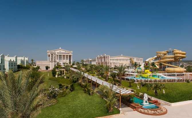 Kaya Artemis Resort Agios Sergios