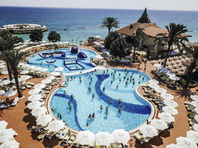 Salamis Bay Conti Resort & Hotel Agios Sergios