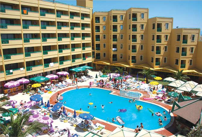 Hotel Esra Family Suite Altınkum