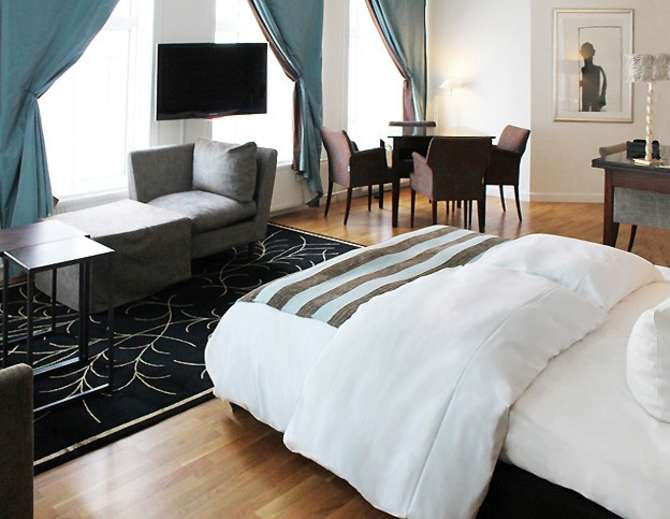 Hotel Kong Arthur Kopenhagen