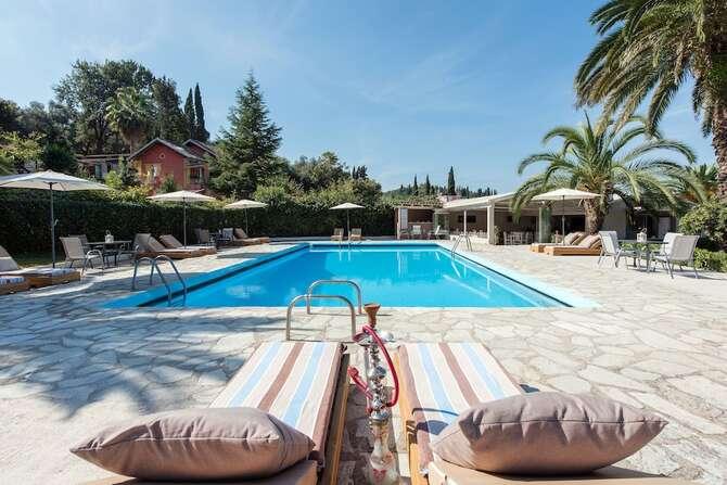 Hotel Anita Corfu Perama