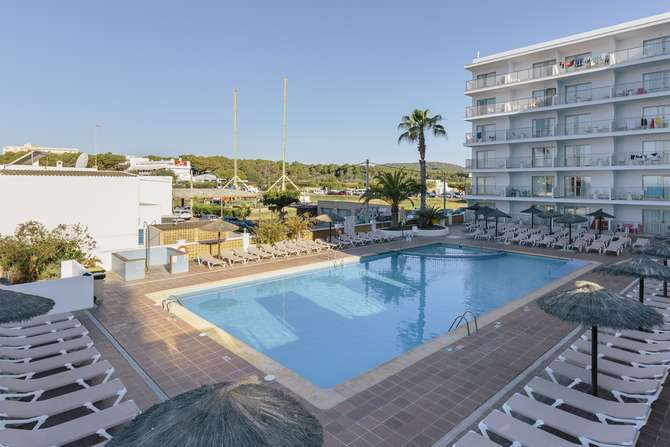 Intertur Appartementen Miami Ibiza Es Canar