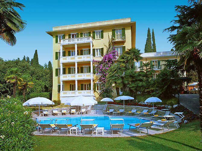 Hotel Villa Sofia Gardone Riviera