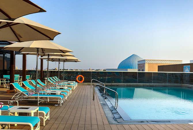 Premier Inn Dubai Ibn Battuta Mall Dubai