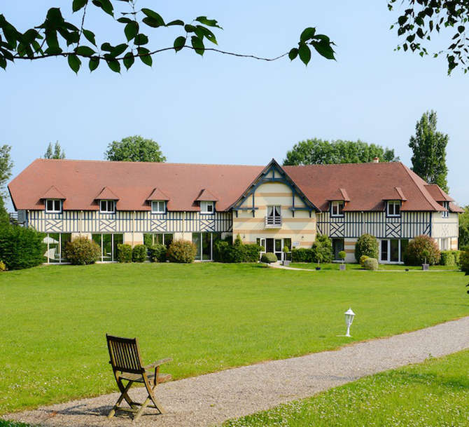 Hotel Le Domaine de Villers & Spa Villers-sur-Mer