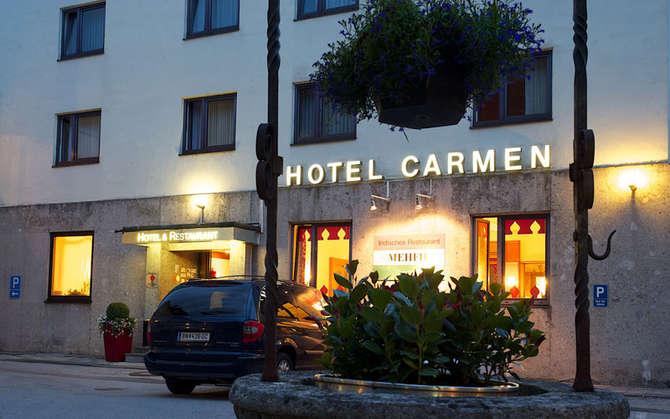 Hotel Carmen München