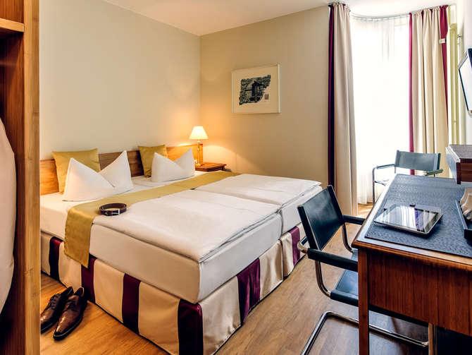 Mercure Hotel Berlin Zentrum Berlijn