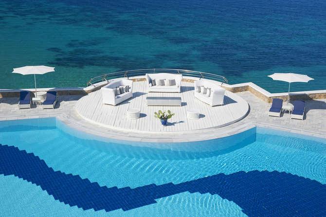 Mykonos Grand Hotel & Resort Agios Ioannis Diakoftis
