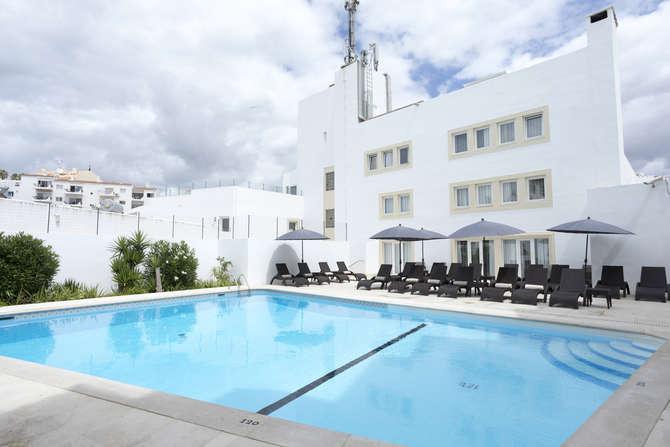 Hotel Carvoeiro Plaza Carvoeiro