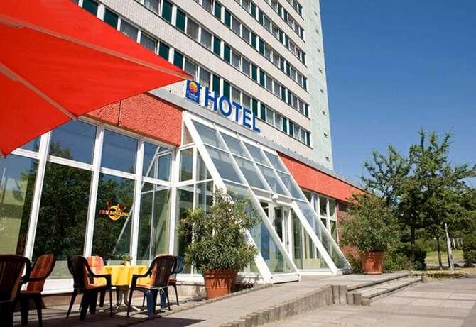 Comfort Hotel Lichtenberg Berlijn