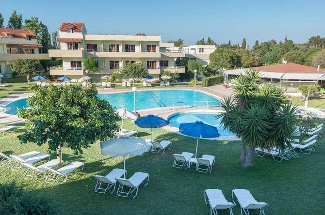 Amira Hotel Kalithea