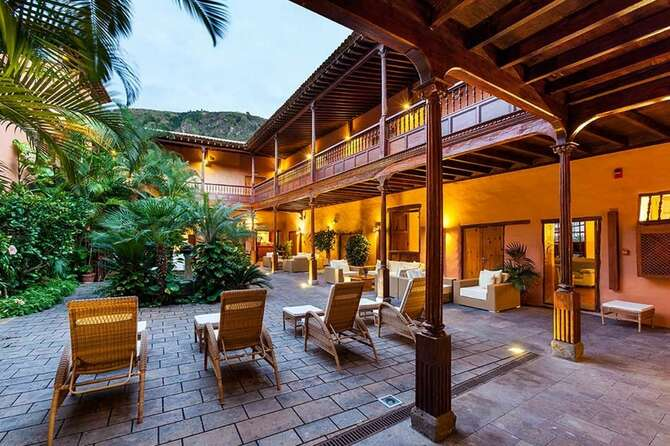 Hotel La Quinta Roja Garachico