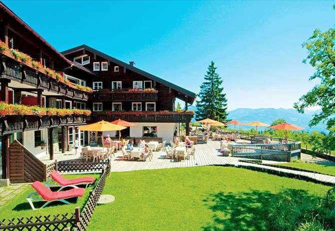 Hotel Allgauer Berghof Gunzesried