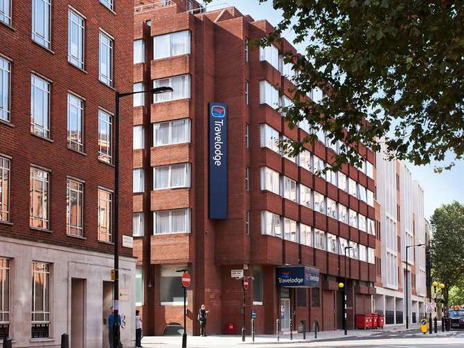 Travelodge London Central Marylebone Londen