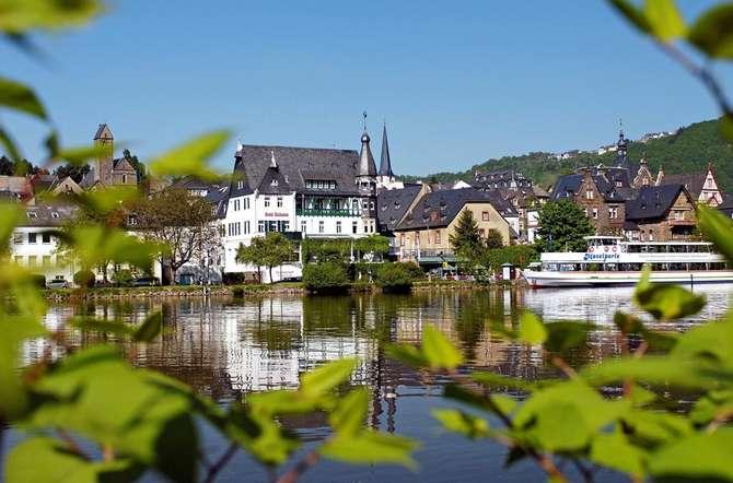 Romantik Jugendstil Hotel Bellevue Traben-Trarbach