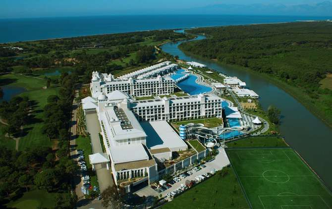 Titanic Deluxe Belek Belek