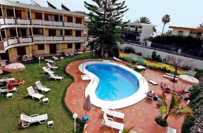 Appartementen Los Nardos Playa del Inglés